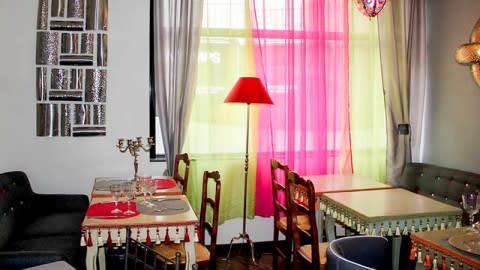 La Table d' Aladin, Metz