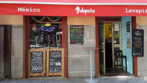 Taquería La Jalapeña, Madrid