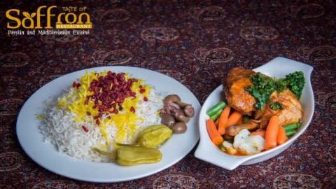 Taste of Saffron Restaurant, Greenslopes