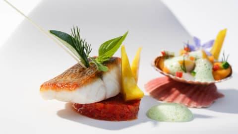 Restaurant gastronomique Didier de Courten, Sierre