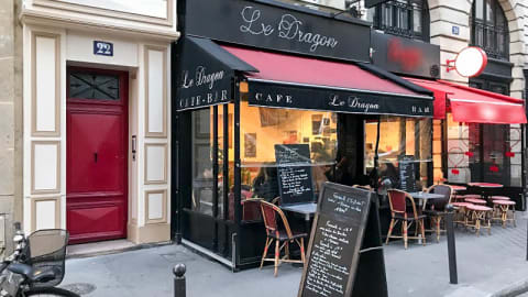 Le Dragon, Paris