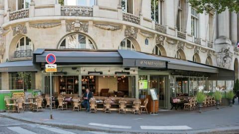 Le Maresquier, Paris