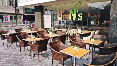 Han's, Ostend