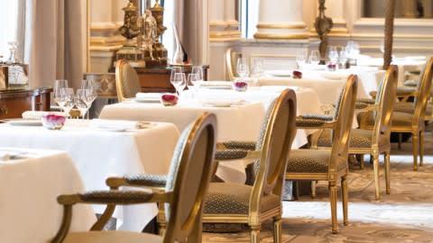 Le Cinq - Four Seasons Hôtel George V, Paris
