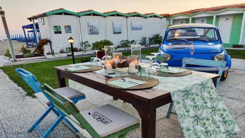 SimBIOsi Beach & Lovely Food, Massa