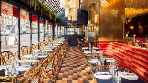 Grand Café Capucines, Paris