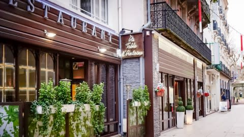 La Table d'Antoine, Vichy