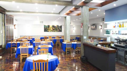 Betânia Restaurante Esplanada, Lisbon