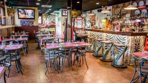 Pizzeria Afrika, El Prat De Llobregat