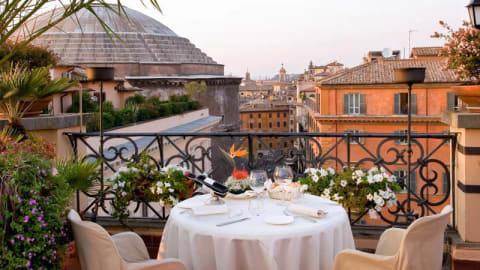 Minerva Roof Garden, Rome