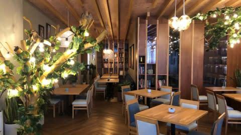 Cook's Porterhouse, Bogotá