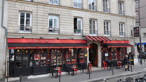 El Bierzo, Paris