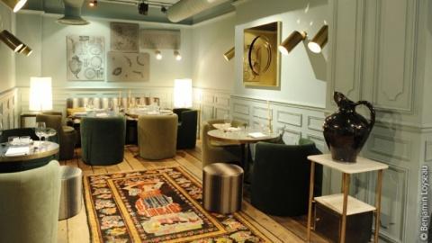 Caffé Burlot, Paris