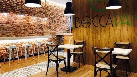 Boccapan, Madrid