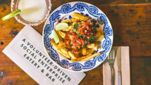 The Two Wolves: Community Cantina, Chippendale