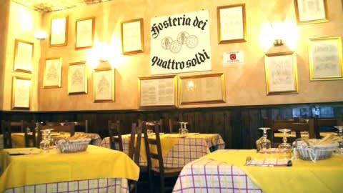 Ristorante Quattro Soldi, Turin