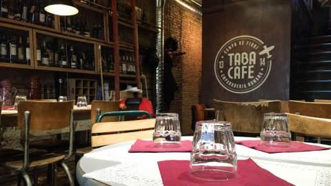 Taba Cafè, Rome