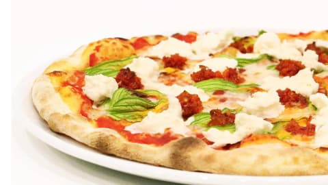 Pizza Style, Rome