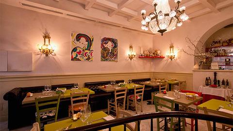 Sensus Restaurant, Rome