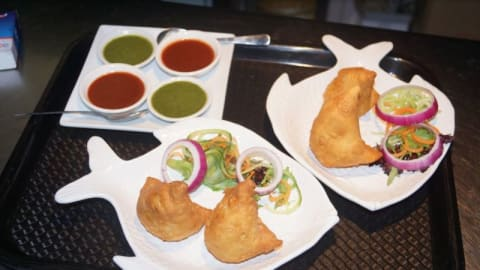 Indian Express Street Food & Curries, Hahndorf