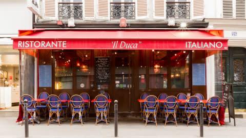 Il Duca, Paris