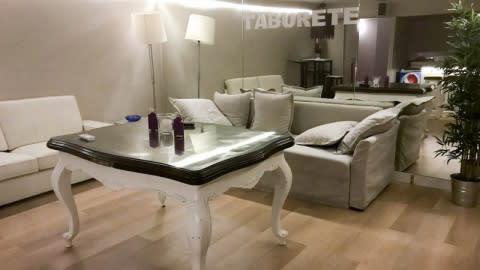 El Taburete, Madrid