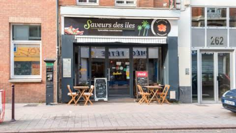 Saveurs des Îles, Lille