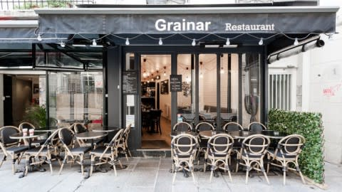 Grainar, Paris