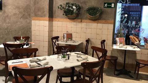 Conchas casa de comidas, Madrid