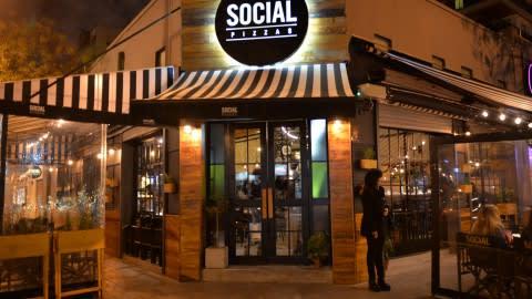 Social Pizzas, Quilmes
