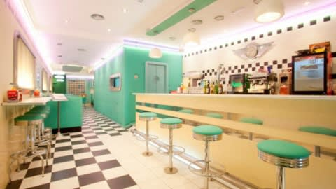 The Diner, Leganés