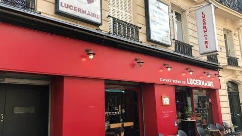 Le Lucernaire, Paris
