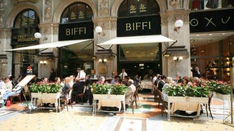 Biffi - in Galleria, Milan