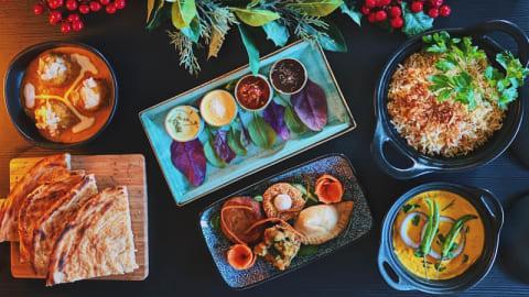 Curry Lounge, Bergamo