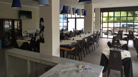 Indaco Restaurant, Rome