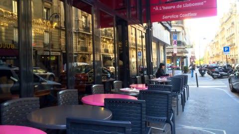 Le Bistro de Longchamp, Paris