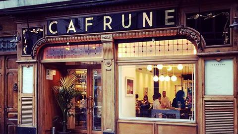 Cafrune, Madrid
