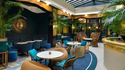 Le 38 Bar Lounge, Paris