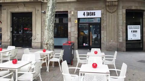 4 Latas Granados, Barcelona