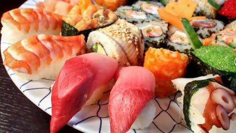 Oi - Mei Sushi, Madrid