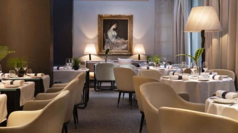 Restaurant De Sers, Paris