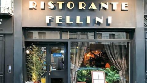 Fellini, Paris