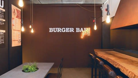 Burger Bar Grill, Rome