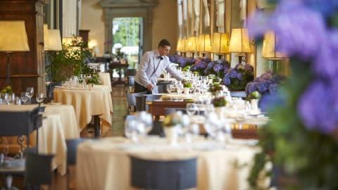 La Loggia Restaurant, Fiesole
