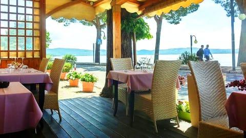 Morgan's Restaurant, Passignano Sul Trasimeno