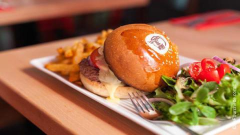 Burger & Wine, Lyon