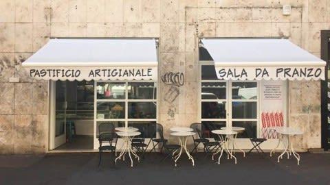 Pastarmonica, Rome