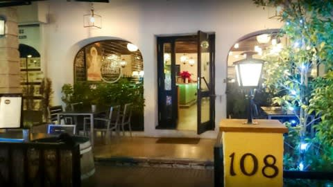 Ginger Café, Miami Platja