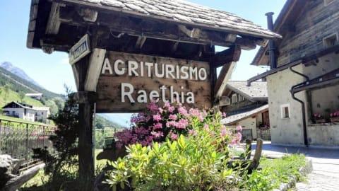 Agriturismo Raethia, Degola