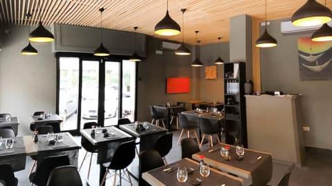 Shiso restaurant, Rome